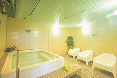 Cold water bath