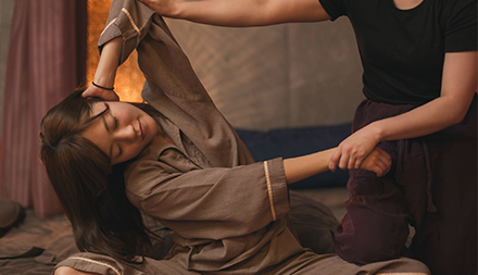 aura Traditional Thai body care